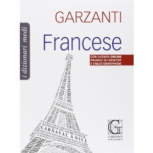 Il Dizionario Medio di Francese + licenza online /słownik włosko-francuski/