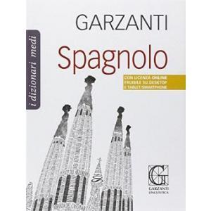 Il Dizionario Medio di Spagnolo + licenza online /słownik włosko-hiszpański/