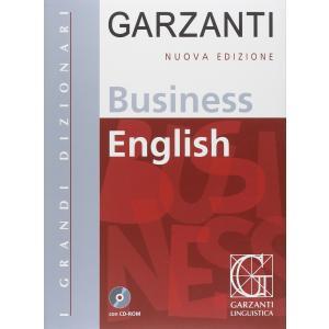 Il Grande Dizionario di Business English + CD ROM /słownik włosko-angielski/