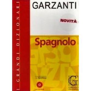 Il Grande Dizionario di Spagnolo + CD ROM /słownik włosko-hiszpański/