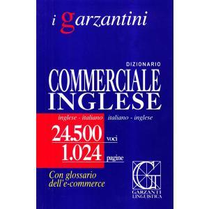 Il Garzantino Commerciale di Inglese /słownik włosko-angielski/