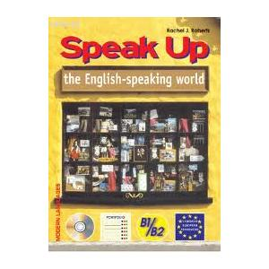 Speak Up - The English-Speaking World. Podręcznik + CD