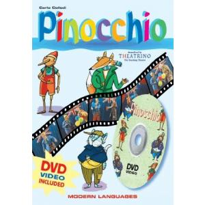 LA Theatrino Pinocchio sb+DVD