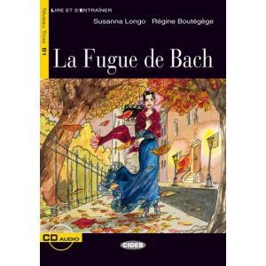 LF La Fugue de Bach książka + CD B1