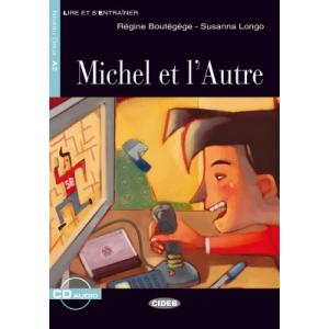 LF Michel et l' Autre książka +CD A2