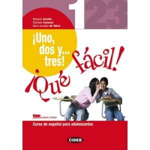 Uno, Dos, Tres Que Facil 1 Podręcznik + CD