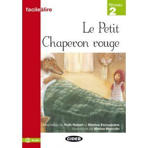 LF Le Petit Chaperon rogue książka + Audio online Niveau 2