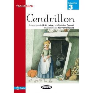 LF Cendrillon książka + audio online Niveau 3
