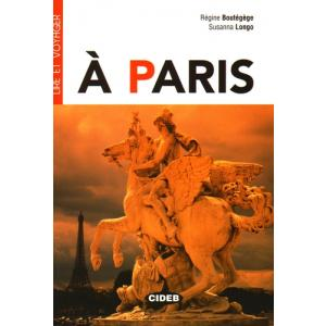 LF A Paris książka + CD