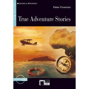 LA True Adventure Stories książka + CD B1.2