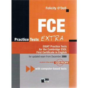 FCE Practice Tests Extra Sb + CD + CD-ROM