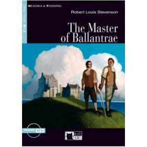 The Master of Ballantrae książka +CD B1.2