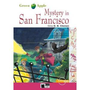 LA Mystery in San Francisco książka + Digital Reader + materiały dodatkowe + plakaty