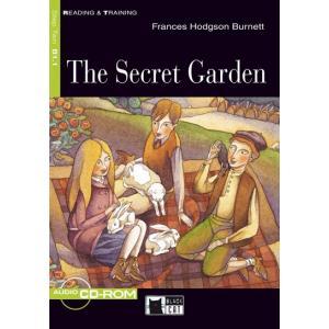 LA Secret Garden książka + Digital Reader + materiały dodatkowe + plakaty