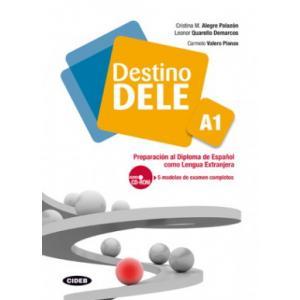Destino DELE A1 + CD