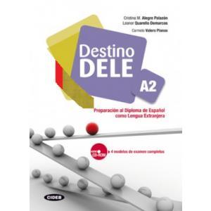 Destino DELE A2 + CD
