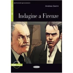 Indagine a Firenze + CD