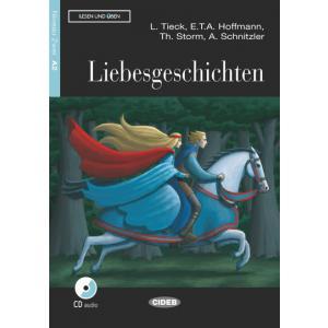 LN Liebesgeschichten książka + CD A2