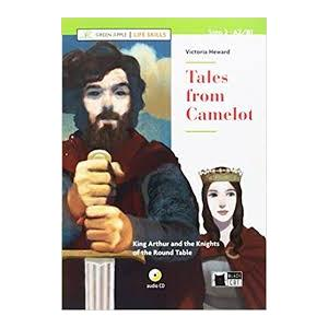 Tales From Camelot + CD. Green Apple - Life Skills.  Step 2 A2/B1