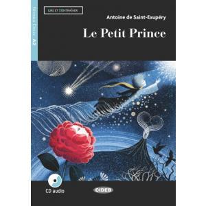 LF Le Petit Prince książka + CD audio A2