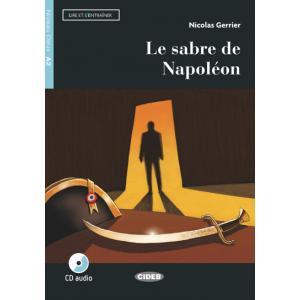 LF Le sabre de Napoleon książka + CD audio A2