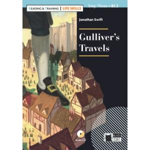 Gulliver's Travels + CD. Reading & Training - Life Skills. Step 3. B1.2