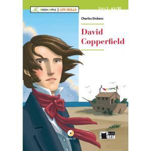 David Copperfield + CD.  Green Apple - Life Skills. Step 2 A2/B1