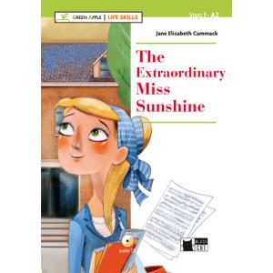 The Extraordinary Miss Sunshine + CD.  Green Apple - Life Skills. Step 1 A2