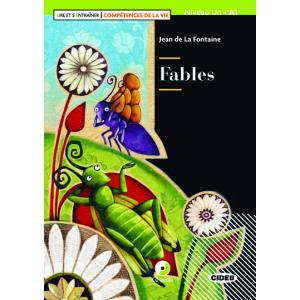 LF Fables /La Fontaine/ książka + CD A1