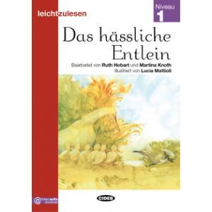 Das hassliche Entlein książka + audio online 1 Leichtzulesen