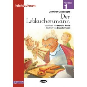 Der Lebkuchenmann książka + audio online 1 Leichtzulesen
