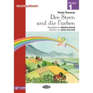 Der Stern und die Farben książka + audio online 1 Leichtzulesen