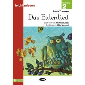 Das Eulenlied książka + audio online 2 Leichtzulesen