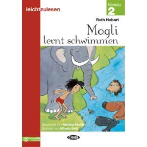 Mogli lernt schwimmen książka + audio online 2 Leichtzulesen