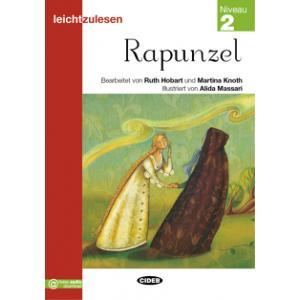 Rapunzel książka + audio online 2 Leichtzulesen