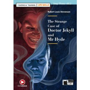 The Strange Case of Dr.Jekyll and Mr.Hyde książka + audio online Step 3 B1.2
