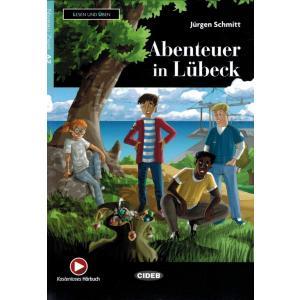 LN Abenteuer in Lubeck książka + audio online A2