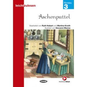 LN Aschenputtel książka + audio online 3 Leichtzulesen