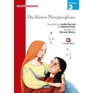 Die kleine Meerjungfrau książka + audio online 3 Leichtzulesen