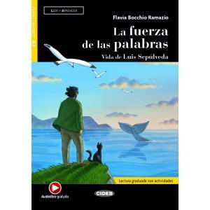 La fuerza de las palabras książka + audio online B1