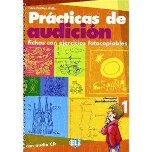 Practicas de audicion 1 + CD audio fotocopiables
