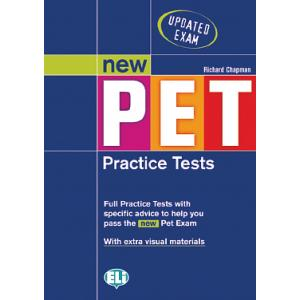 New PET Practice Tests + CD