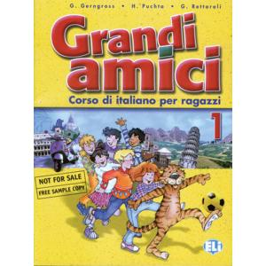 Grandi Amici 1. Podręcznik