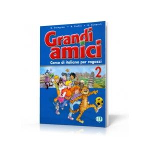 Grandi Amici 2 podręcznik
