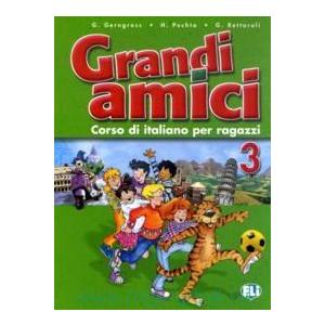 Grandi Amici 3 podręcznik