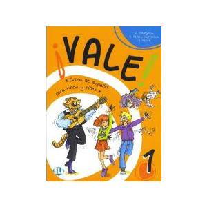 Vale! 1. Podręcznik