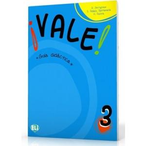 Vale! 3 Poradnik metodyczny