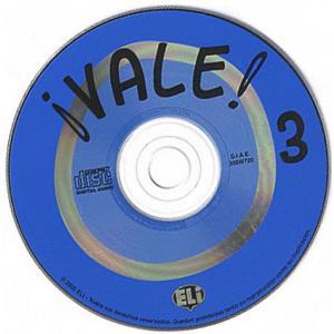 Vale! 3. CD do Podręcznika
