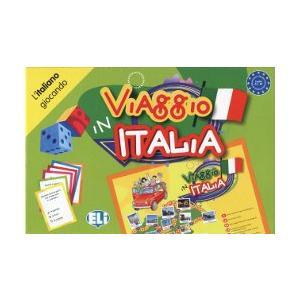Gra Językowa Włoski. Viaggio in Italia