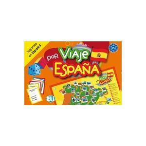 Viaje por Espana - Gra Językowa